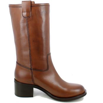 Chaussures Femme Bottes L'angolo GJ207.02_36 Marron