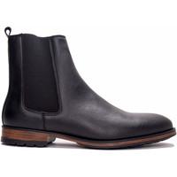 Chaussures Homme Boots Nae Vegan Shoes Basti_Black Noir