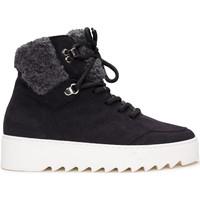 Chaussures Femme Baskets montantes Nae Vegan Shoes Bego_Black Noir