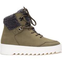Chaussures Femme Baskets montantes Nae Vegan Shoes Bego_Green Vert