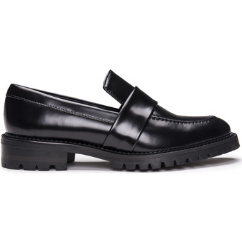 Chaussures Femme Mocassins Nae Vegan Shoes Elena_Black Noir