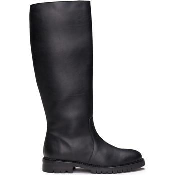 Chaussures Femme Bottes ville Nae Vegan Shoes Tabita_Black Noir