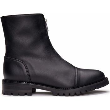 Chaussures Femme Boots Nae Vegan Shoes Tecla_Black Noir