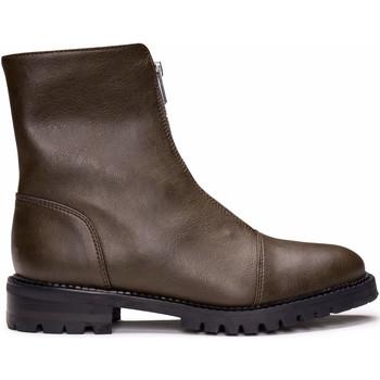 Chaussures Femme Boots Nae Vegan Shoes Tecla_Green Vert