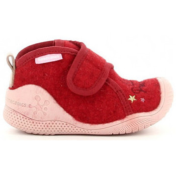Chaussures Fille Chaussons Biomecanics 211162-B rouge