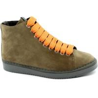 Chaussures Femme Baskets montantes Wave WAV-I21-1105-CT Marrone