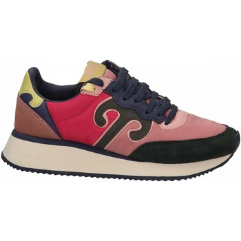 Chaussures Femme Baskets mode Wushu MASTER 222 multicolor