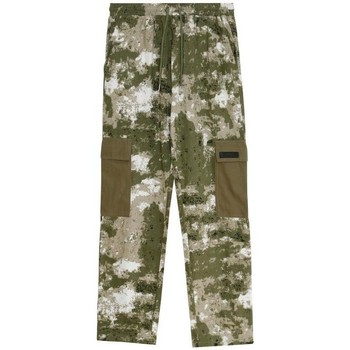 Vêtements Homme Pantalons cargo Sixth June Pantalon  Cargo Camouflage vert camouflage