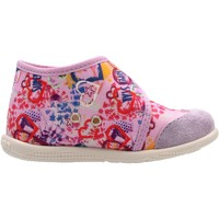Chaussures Fille Chaussons Ciciban - Pantofola rosa 61450 ROSA