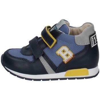 Chaussures Garçon Baskets basses Balducci CSP4852 BLEU AVIO