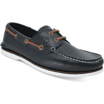 Chaussures Femme Chaussures bateau Seajure Chaussures Bateau Zlatni Bleu marine