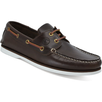 Chaussures Femme Chaussures bateau Seajure Chaussures Bateau Forvie Marron