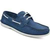 Chaussures Femme Chaussures bateau Seajure Chaussures Bateau Trebaluger Bleu