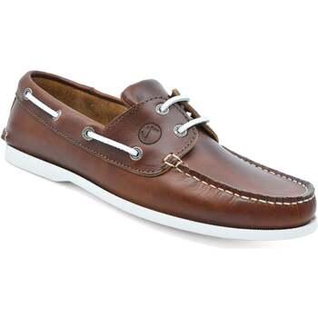 Chaussures Femme Chaussures bateau Seajure Chaussures Bateau Silistar Marron