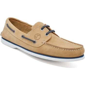 Chaussures Femme Chaussures bateau Seajure Chaussures Bateau Cofete Chameau