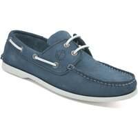Chaussures Femme Chaussures bateau Seajure Chaussures Bateau Binz Bleu