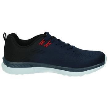 Chaussures Homme Baskets basses Demax  Bleu