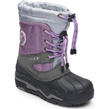 Chaussures Fille Bottes de neige Kimberfeel ONELLI Lilas