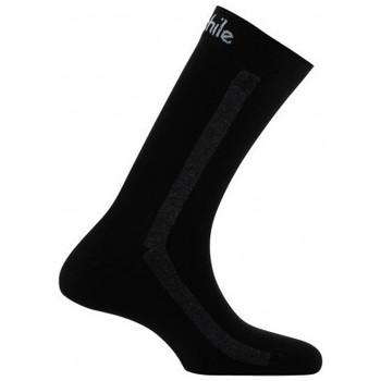 Accessoires Homme Chaussettes Achile Mi-chaussettes GREG pour homme Noir