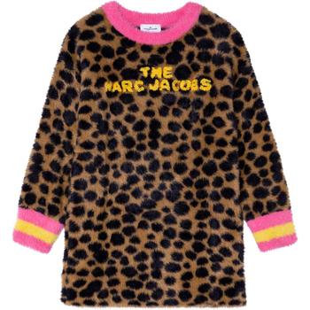 Vêtements Fille Manteaux Marc Jacobs W12388 marron