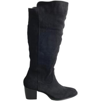 Chaussures Femme Bottes ville Buonarotti 1A-0467 Negro