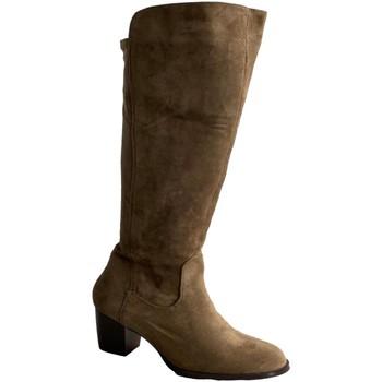 Chaussures Femme Bottes ville Buonarotti 1A-0467 Verde