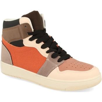 Chaussures Femme Baskets montantes Buonarotti 2CD-1421 Naranja