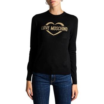 Vêtements Femme Pulls Love Moschino WS87G10X1376 Noir