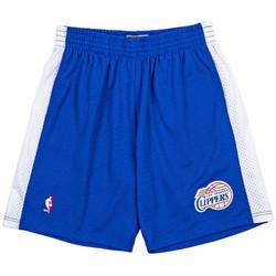 Vêtements Shorts / Bermudas Les Iles Wallis et Futuna Short NBA Los Angeles Clippers Multicolore