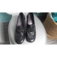 Chaussures Femme Mocassins Felmini mocassins femme noirs Noir
