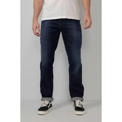 Vêtements Homme Jeans Petrol Industries RILEY 5802 DARK USED L32 Bleu