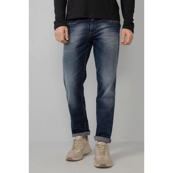 Vêtements Homme Jeans Petrol Industries RILEY 5751 MEDIUM USED L32 Bleu