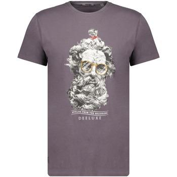 Vêtements Homme T-shirts manches courtes Deeluxe T-Shirt POSEY Medium Grey