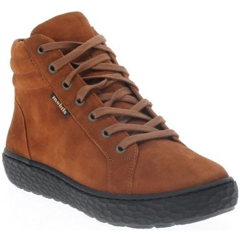 Chaussures Femme Boots Mobils LUISIA HAZELNUT