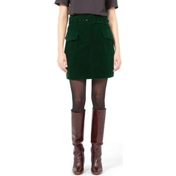 Vêtements Femme Jupes Suncoo Jupe Fiona Vert Vert