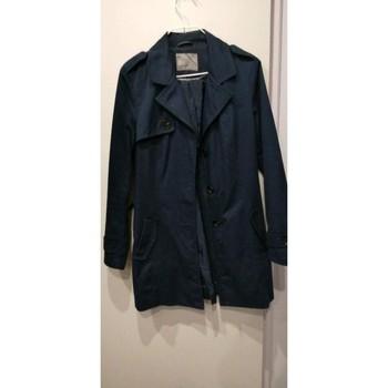 Vêtements Femme Trenchs Vero Moda Trench Vero Moda S Bleu