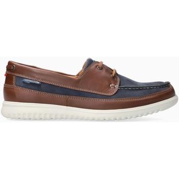 Chaussures Homme Derbies & Richelieu Mephisto Chaussures cuir TREVIS Gris
