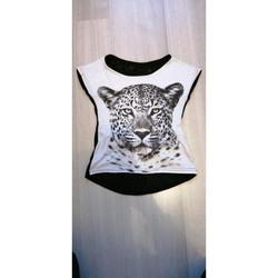 Vêtements Fille T-shirts manches courtes Sans marque T-Shirt manches courtes Multicolore