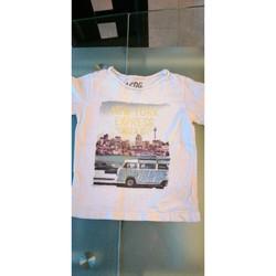 Vêtements Enfant T-shirts manches courtes Autre T-shirt manches courtes LCDG 6 ans Blanc