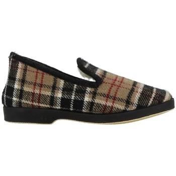 Chaussures Homme Chaussons La Maison De L'espadrille 76724 Noir