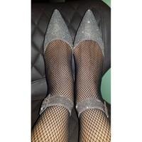 Chaussures Femme Escarpins Heyraud Escarpin pailleté heyraud talon 4 cm Argenté