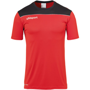 Vêtements Homme T-shirts manches courtes Uhlsport Offence 23 TR Poly Shirt Rot