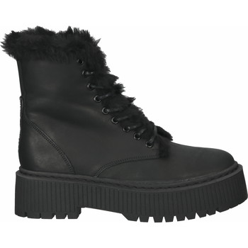 Chaussures Femme Bottes de neige Steve Madden Bottines Schwarz