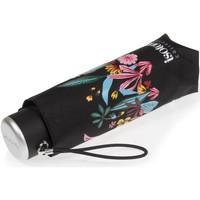 Accessoires textile Femme Parapluies Isotoner Parapluie mini pliant Frise Savane