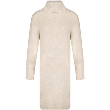 Vêtements Femme Robes courtes Deeluxe Robe MILA Vanille Mel