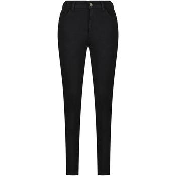 Vêtements Femme Jeans slim Deeluxe Jean LOUISE Black Denim