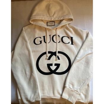 Vêtements Homme Sweats Gucci Sweat Gucci taille M Blanc