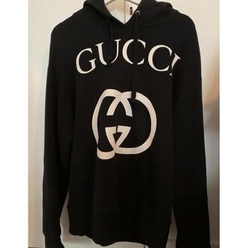 Vêtements Homme Sweats Gucci Sweat à capuche Gucci taille M Noir