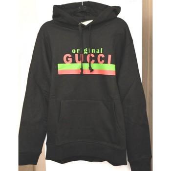 Vêtements Homme Sweats Gucci Sweat à capuche Gucci taille L Noir