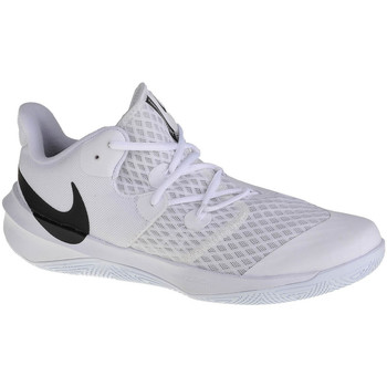 Chaussures Femme Fitness / Training Nike W Zoom Hyperspeed Court Blanc